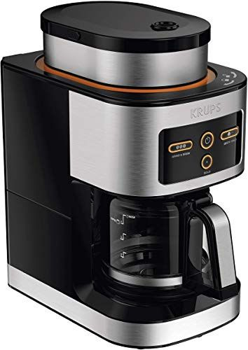 New Krups Km550d50 Personal Caf Grind Drip Coffee Maker 4 Cups 20 Ounces Brew Silver Online In 2020 Coffee Maker Drip Coffee Maker Home Brewing