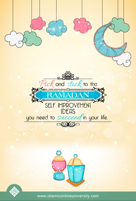 Make Ramadan a worthy race by committing to this 30-Day challenge so