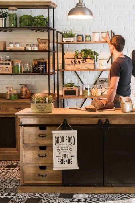 28 Rangements Maisons Du Monde Pratiques Deco Cuisine Style