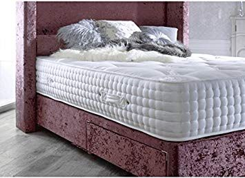 Sleep Factory 3000 Memory Foam Orthopaedic Pocket Sprung Mattress