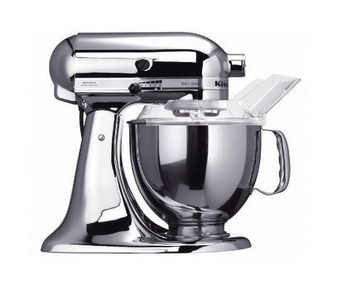 Kitchenaid 5ksm150psecr Robot Chromé Cet Article Est Aru En Premier Sur Votre