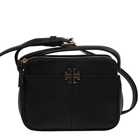 f03c3947ef6 New Tory Burch Women s Ivy Micro Cross-body Leather Handbag Bark 44731.  Women Bag   216.49 - 244.99 offerdressforyou