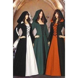 Robe Médiévale à confectionner Monde-Médiéval