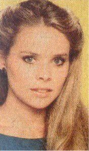 Kristina Malandro The eighties Long Hair General Hospital
