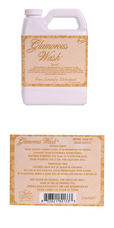 Detergents 78691 Tyler Candle Company Icon Glamorous Wash Fine