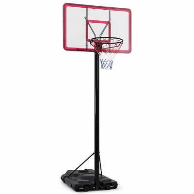 Advertisement Ebay 10 Height Adjustable Basketball System Hoop Stand Backboard Outdoor W Wheels Basketball Systems Basketball Hoop Portable Basketball Hoop