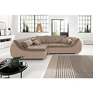 Benformato City Collection Ecksofa Couch Furniture Sectional Couch