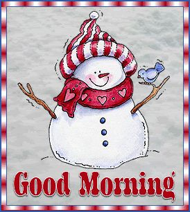 50 Christmas & Winter Good Morning Quotes