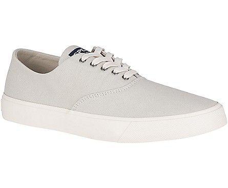 Men's Captain's CVO Sneaker, Light Grey