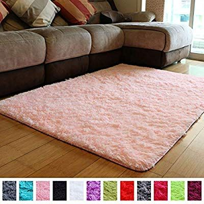 Amazon Com Pagisofe Soft Girls Room Rug Baby Nursery Decor Kids