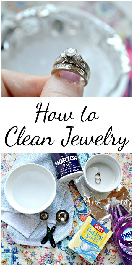 Clean Jewelry At Home With Baking Soda - Jewelry Star