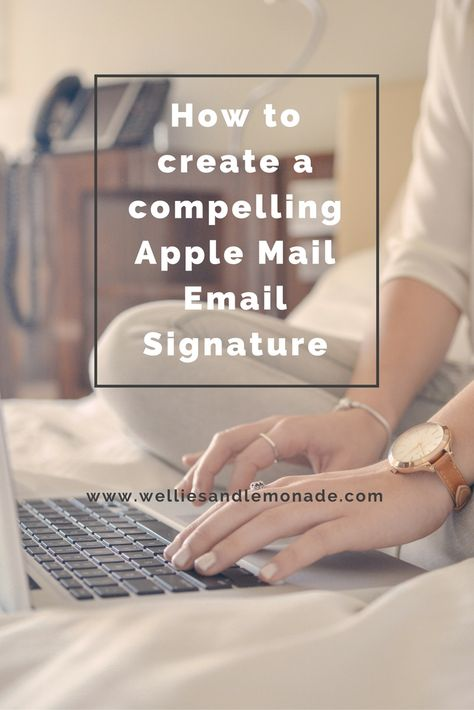 Email signature templates for event organizers - https - sample email signature