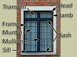 Image Result For Difference Between Mullion And Muntin Home