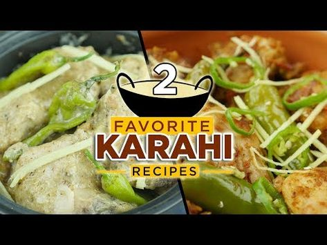Top 2 Chicken Karahi Recipes By Food Fusion On Acrosoft Solutions