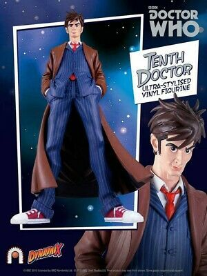 Ebay Sponsored Dr Who 10th Doctor Dynamix Vinyl Anime Statue No Box Dr Who 10 Doctor Who 12 Doctor Who Tardis