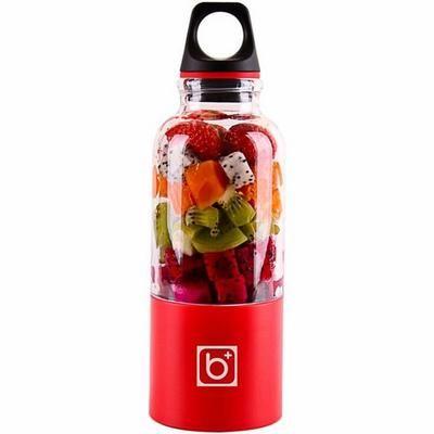 500ml pour Sport et Voyage Portable Mixeur des Fruits rechargeable Mini Blender