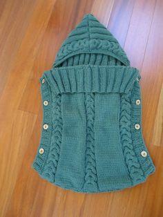 tricoter nid d'ange explication