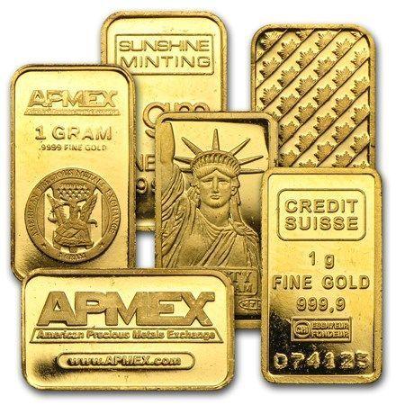 1 Gram Gold Bars Buying Gold Gold Bullion Bars Gold Bullion Coins
