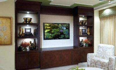 Top Wall Showcase Designs For Living Room Indian Style With