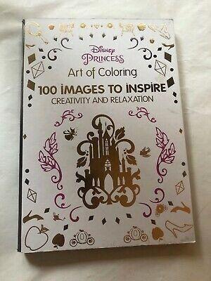 Art Therapy Coloring Book Disney Elegant Art Therapy Coloring Book Disney Princesses 6 50 In 2021 Art Therapy Coloring Book Coloring Books Disney Princess Art