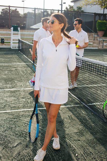 Quarter Zip Pullover Boast In 2020 Quarter Zip Pullover Tennis Dress Tennis Skirt
