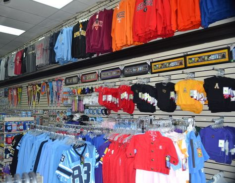Man Cave Store Salisbury Nc : Visit downtown salisbury nc college and pro apparel sports store