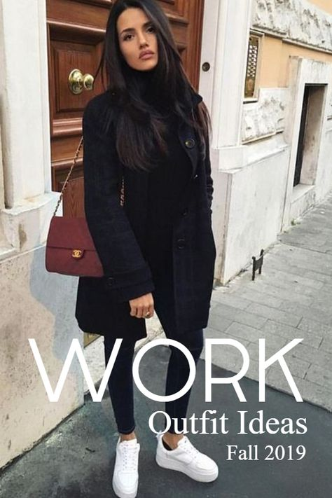 19 Latest Office and Work Fall Outfits Ideas For Women