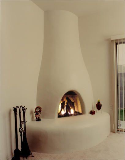 Adobelite Kiva Fireplace Gallery In 2020 Fireplace Kits Fireplace Gallery Southwestern Style Decor