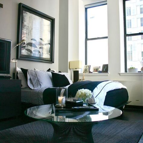 Small Spaces, NYC Style: 10 Homes Under 600 Square Feet ...