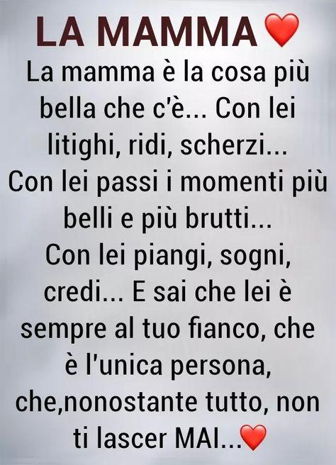 Purtroppo La Mia Mamma Non Ce Piu E Volt E In Cielo Son 7 Mamma Ma