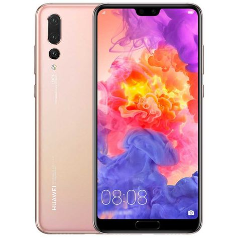 Huawei P20 Pro 6 1 Inch Smartphone Fhd Screen Kirin 970 6gb 128gb 20 0mp 40 0mp 8 0mp Three Rear Cameras Android 8 1 Cherry Pink Gold Giftryapp