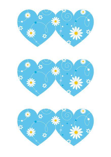 4 Feuilles Coeur Amour Autocollant Étiquettes Set Craft Cadeaux Fête