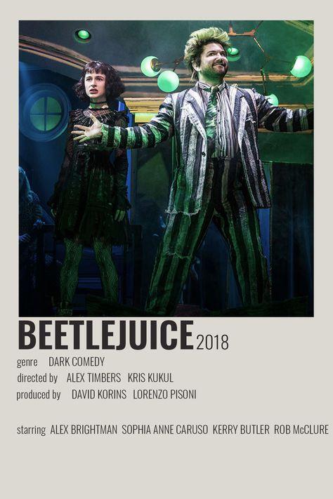 Beetlejuice by cari