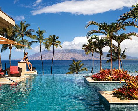 Four Seasons, Maui!