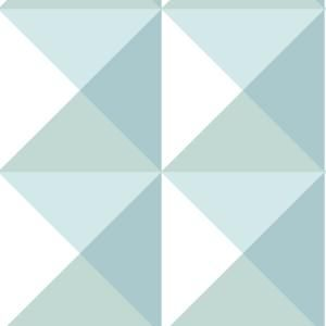 Roommates Blue Watercolor Stripe Vinyl Peelable Roll Covers 28 18 Sq Ft Rmk9061wp The Home Depot Vinyl Wallpaper Peelable Wallpaper Peel And Stick Wallpaper