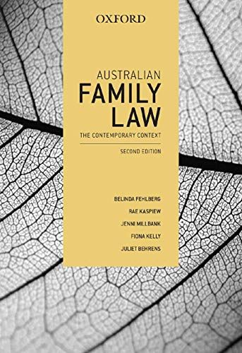 Read Book Australian Family Law The Contemporary Context Download Pdf Free Epub Mobi Ebooks Family Law Pdf Download Ebook