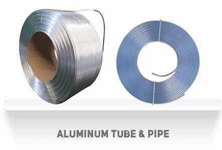 Aluminum Tube Size 1 4 3 8 1 2 5 8 3 4 Aluminum Air Conditioner Hvac