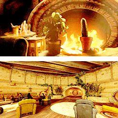 Hufflepuf common room | Hogwarts | Pinterest | Harry potter ...