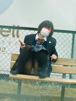 JS 女子小学生 低学年ワレメ