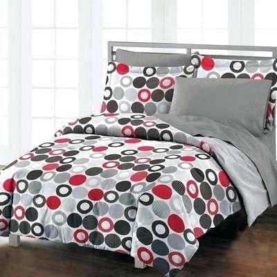 Enchanting Red Black Comforter Sets Pictures Elegant Red Black Comforter Sets And Red Black White Twin Comforter Sets Twin Comforter Sets Black Comforter Sets