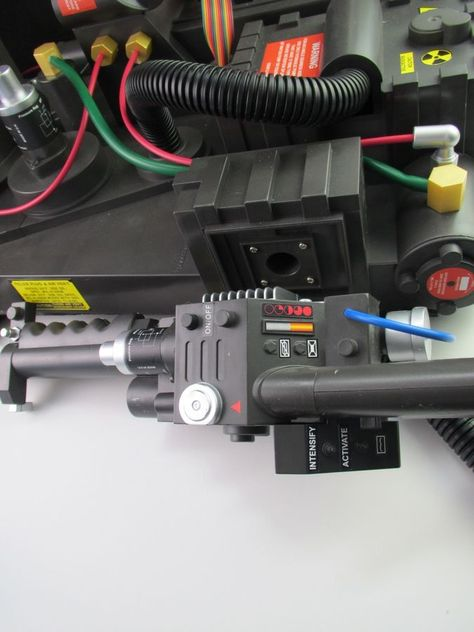 GHOSTBUSTERS CUSTOM STICKERS for PROTON PACK DIY PROJECT COSPLAY
