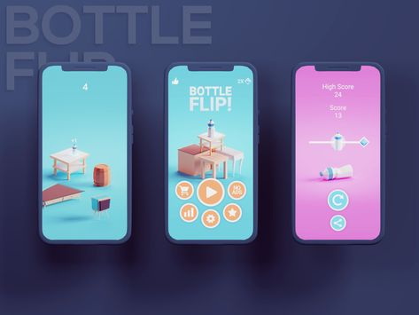 Bottle Flip Redesign