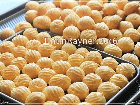 Resep Sus Kering Keju Aka Cheese Crispy Choux Renyah Ngejuu Oleh Tintin Rayner Resep Resep Keju Makanan Penutup Mini