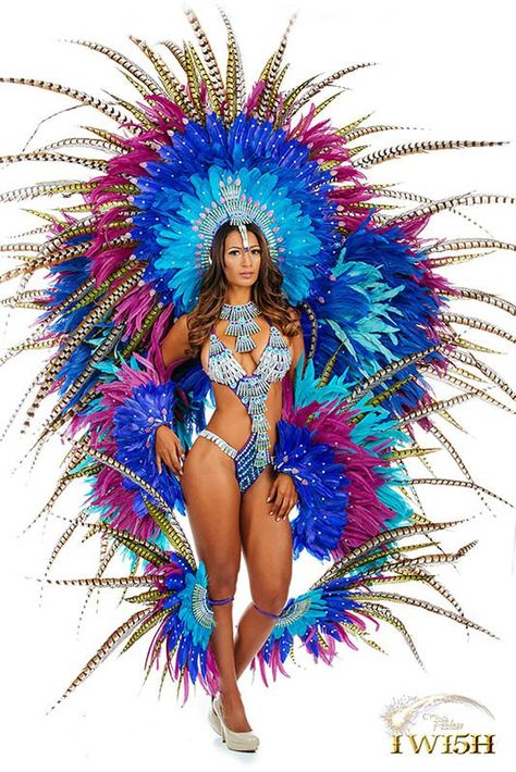 Luxuria Fantasy Carnival 2016 Costumes(shared via Carnival Info Mobile App get it here! http://carnivalinfo.com/mobile)