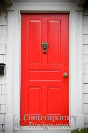 Red Front Door Meaning In 2020 Vinyl Hoeden Doors