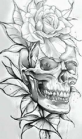 Pin By Tammy Pasch On Tae Tattoo Coloring Book Skull Coloring Pages Coloring Book Art