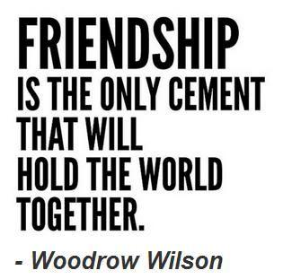 Woodrow Wilson #Quote
