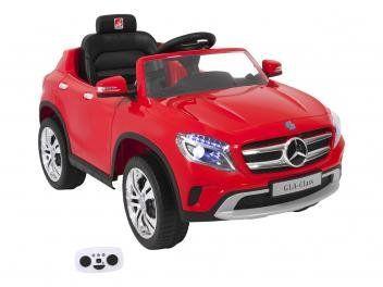 Mini Carro Eletrico Infantil Mercedes Gla 2 Marchas 12v