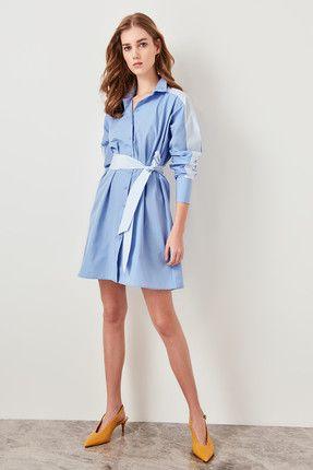 Trendyolmilla Elbise Modelleri Fiyatlari Trendyol Kusakli Elbise The Dress Elbise