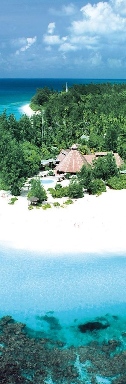 Denis Private Island...Seychelles...ok bye guys Im going now